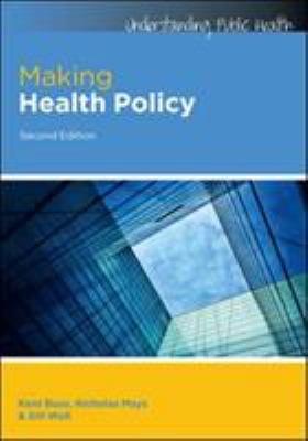 Making Health Policy PDF