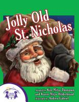 Jolly Old St  Nicholas PDF