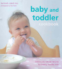 Baby and Toddler Cookbook Book