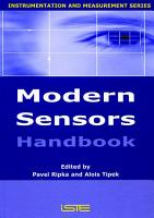Modern Sensors Handbook PDF