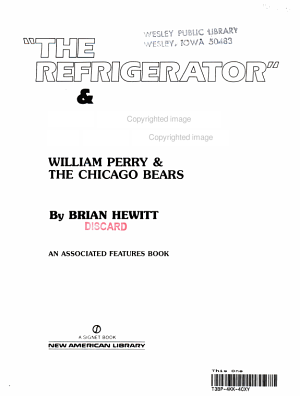 The Refrigerator    the Monsters of the Midway PDF