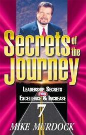 Secrets Of The Journey, Volume 7: Volume 7
