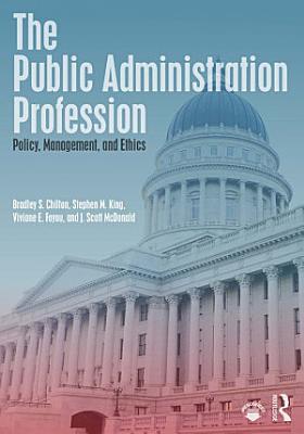 The Public Administration Profession