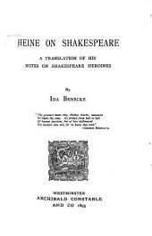 Heine on Shakespeare