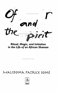 Of Water and the Spirit PDF