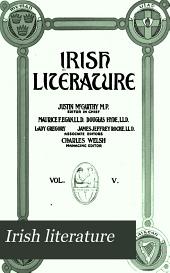 Irish Literature: Volume 5
