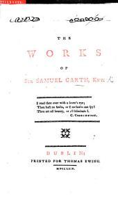 The Works of Sir S. G. (The Life of Sir S. G.) MS. Notes
