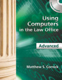 Using Computers in the Law Office   Advanced PDF
