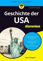 Die Geschichte der USA f  r Dummies PDF