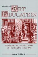 A History of Art Education PDF