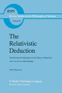 The Relativistic Deduction PDF