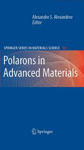 Polarons in Advanced Materials