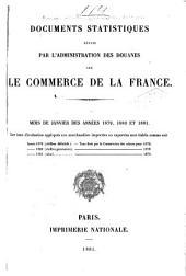 Statistique Mensuelle du Commerce Extérieur de la France