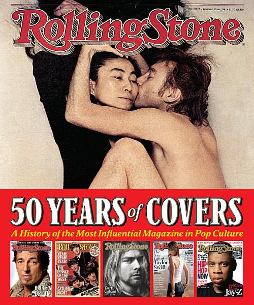 Download Rolling Stone 50 Years of Covers Book