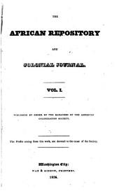 The African Repository and Colonial Journal