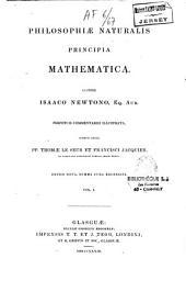 Philosophiae naturalis principia mathematica perpetuis commentariis