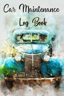 Car Maintenance Log Book PDF