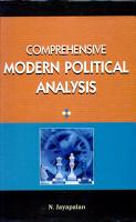 Comprehensive Modern Political Analysis PDF