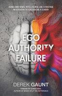Ego  Authority  Failure
