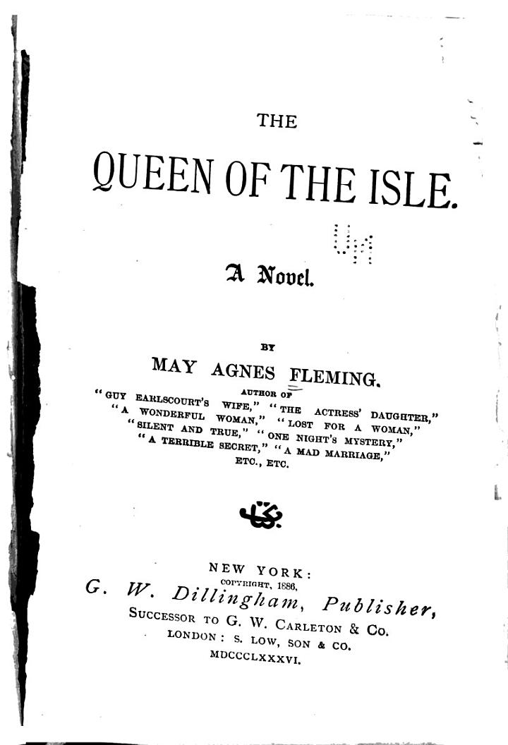 The Queen of the Isle