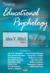 Trends In Educational Psychology Book PDF