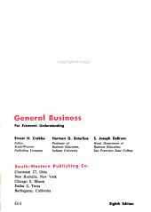 General Business for Economic Understanding