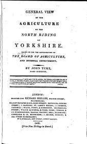 Agricultural Surveys: Yorkshire, North-Riding (1800)