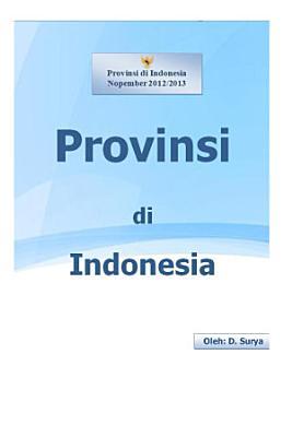 Provinsi Provinsi di Indonesia PDF