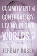 Commitment and Controversy PDF
