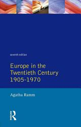 Grant and Temperley s Europe in the Twentieth Century 1905 1970 PDF