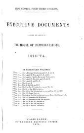 House Documents: Volume 2; Volume 270