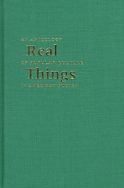 Real Things PDF