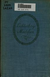 Lichtenbergs Mädchen