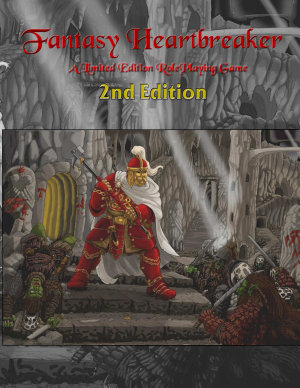 Fantasy Heartbreaker Roleplaying Game 2nd Edition