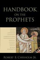 Handbook on the Prophets PDF