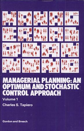 Managerial Planning PDF