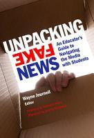 Unpacking Fake News PDF