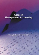 Cases in Management Accounting PDF