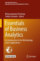 Essentials Of Business Analytics Book PDF