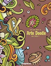 Livro para Colorir de Arte Doodle para Adultos 2