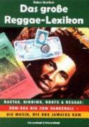 Das grosse Reggae Lexikon PDF