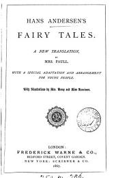 Hans Andersen's fairy tales, a new tr. by mrs. Paull