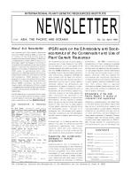 Newsletter for Asia  The Pacific and Oceania PDF