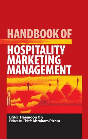 Handbook of Hospitality Marketing Management PDF