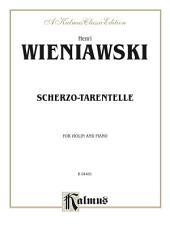 Scherzo Tarantelle, Opus 16: For Violin and Piano