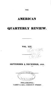 The American Quarterly Review: Issues 27-28