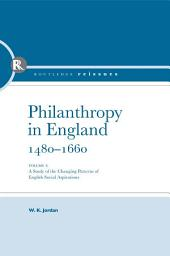Philanthropy in England