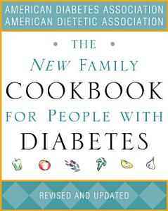 The New Family Cookbook for People with Diabetes Book