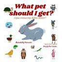 What Pet Should I Get    Qu   Mascota Debo Tener  PDF