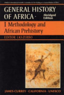 Methodology and African Prehistory